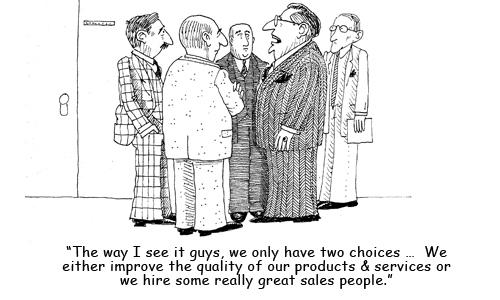Sales Career - Why?